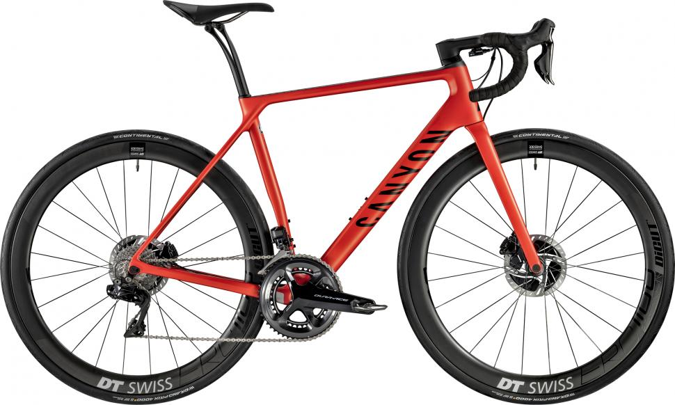 2019 canyon endurace cf slx disc 9 di2