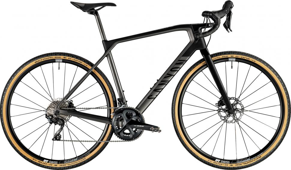 2019 Canyon Grail CF SL 7.0