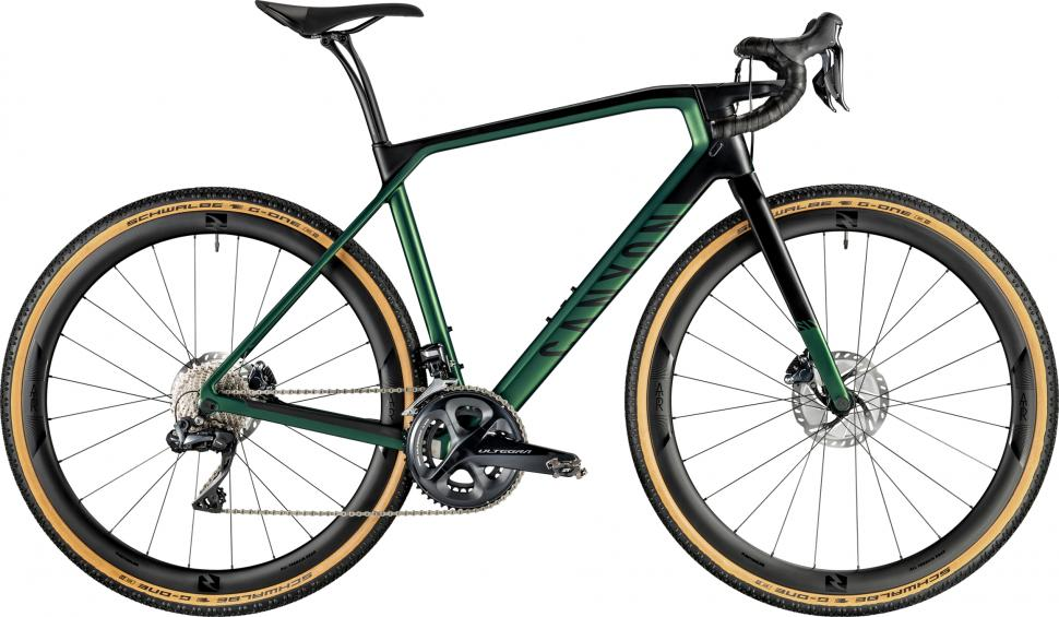 2019 Canyon Grail cf slx 8 di2 c1308