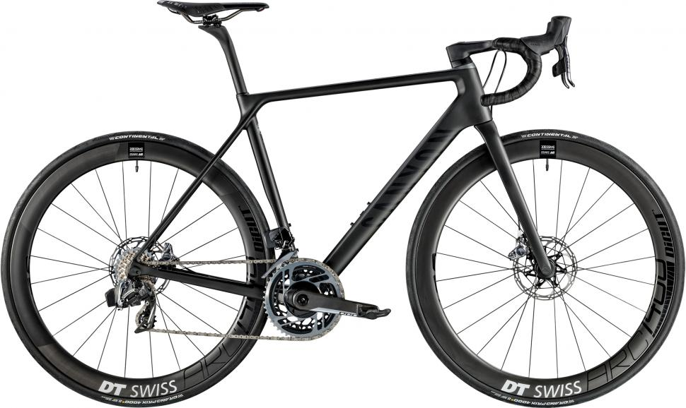 2019 Canyon Ultimate CF SLX Disc 9.0 SL AXS