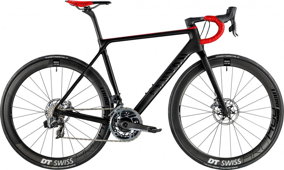 2019 Canyon ULTIMATE CF SLX DISC 9.0 SL