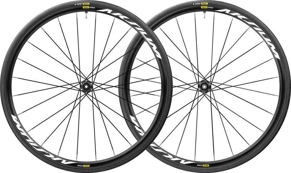 2019 Mavic Aksium Elite UST Disc