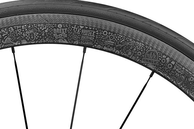 Your complete guide to Mavic's 2019 road wheel range including the