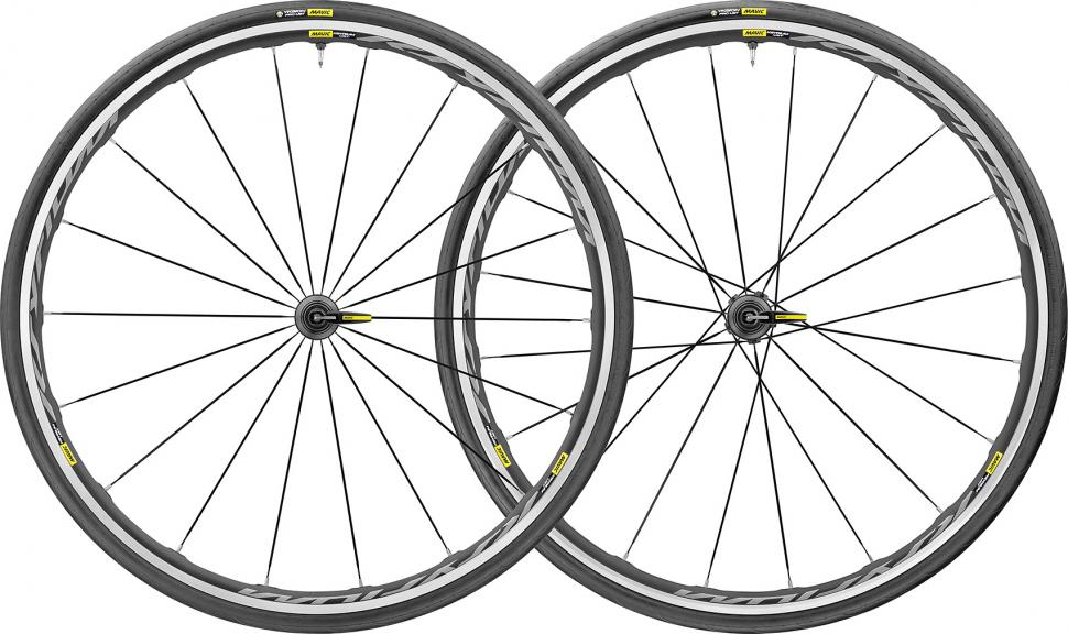 Your complete guide to Mavic's 2019 road wheel range