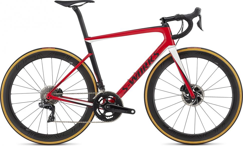 2019 Specialized S-Works Tarmac Disc