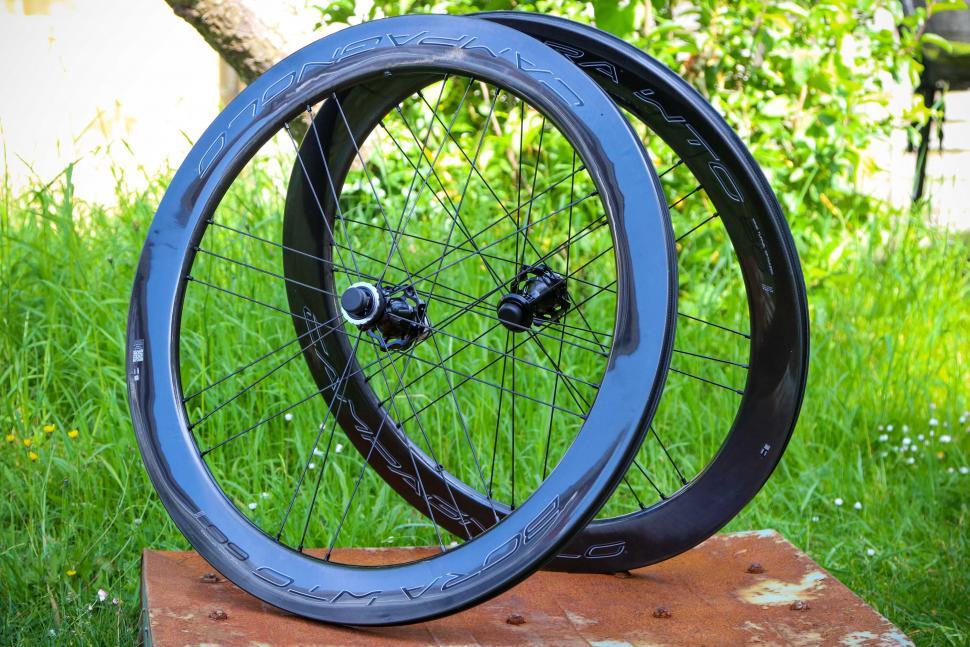 Campagnolo Bora WTO 60 Disc wheelset