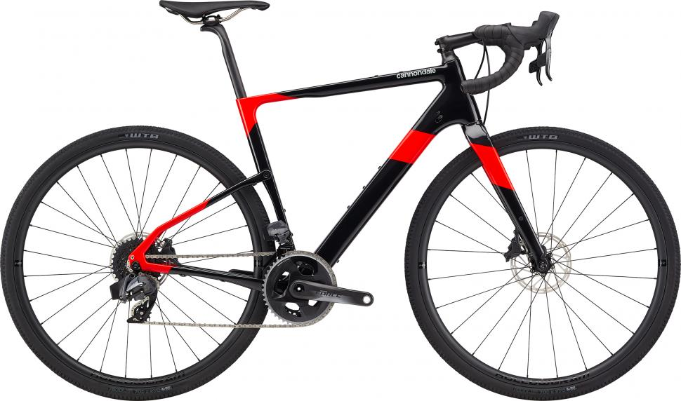 2020 Cannondale Topstone Carbon Force eTap