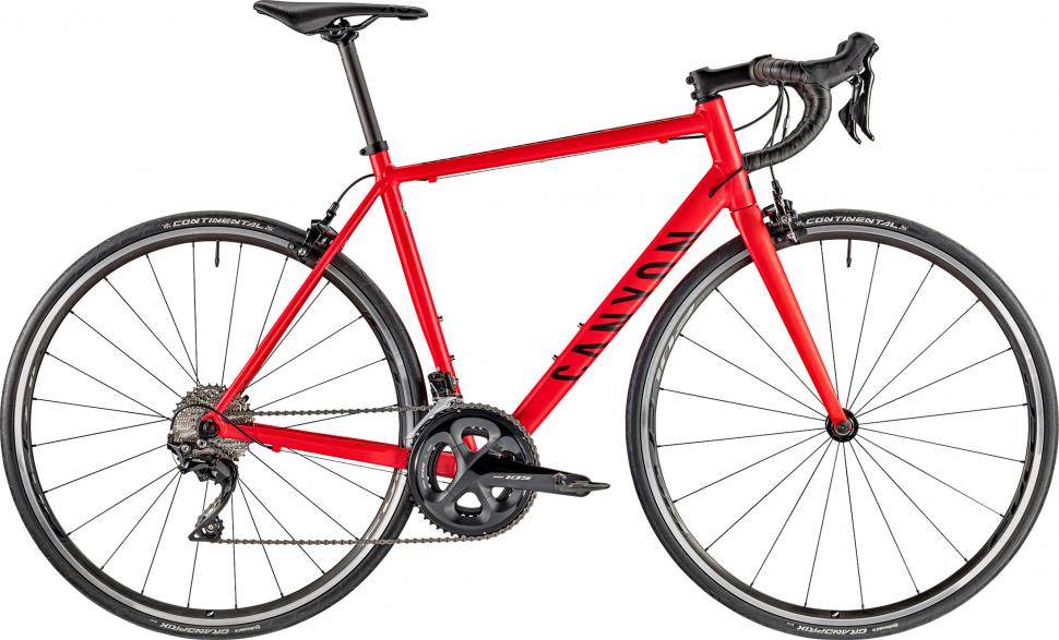 2020 Canyon Endurace AL 7.0