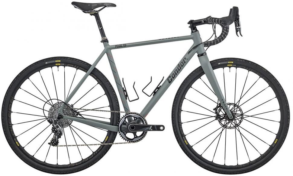 2020 Condor Bivio aluminium