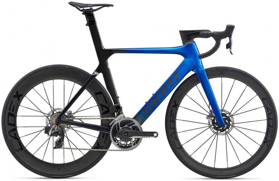 2020 Giant PROPEL ADVANCED SL 0 DISC RED