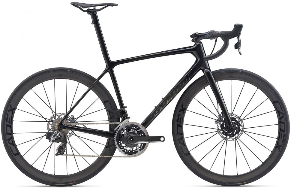 2020 Giant TCR ADVANCED SL 0 DISC RED