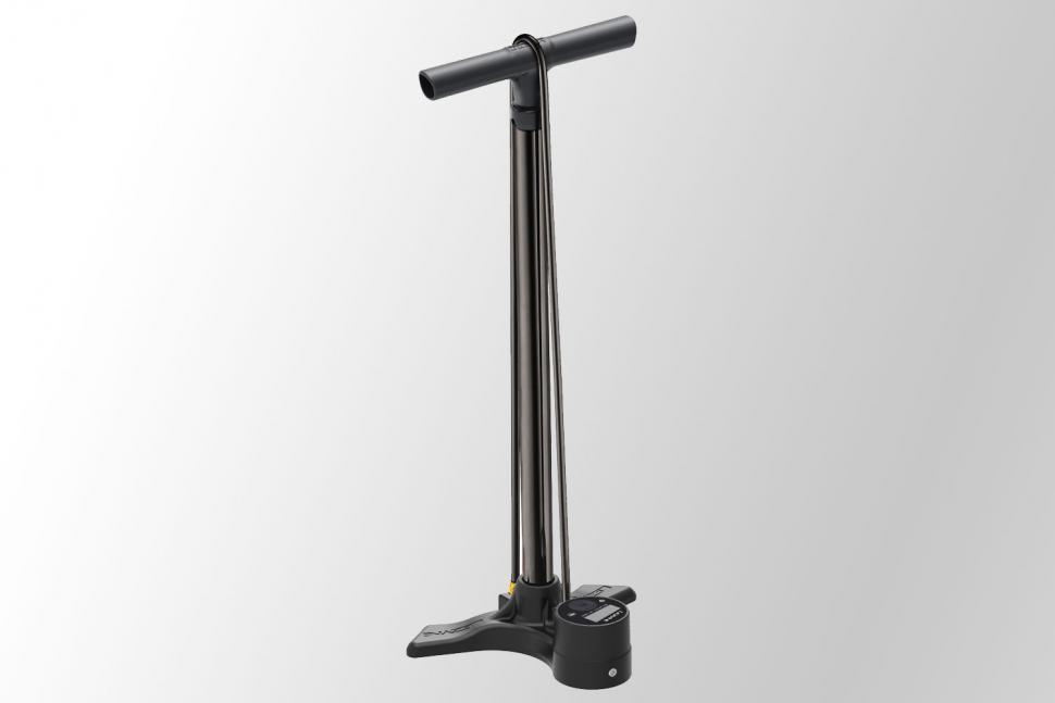 Lezyne Sport Floor Drive Floor Pump with 3.5 Gauge ABS Pro Head Black