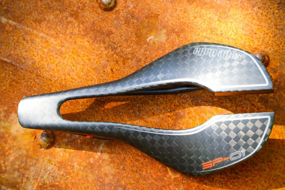 Review: Selle Italia SP-01 Boost Tekno Superflow saddle