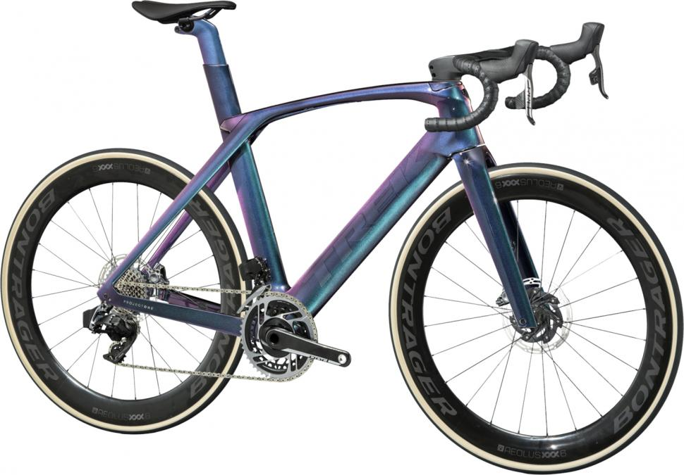 2020 Trek Madone SLR 9 eTap Project One