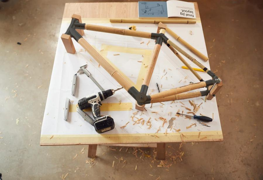 2021 Bamboo easy build 5