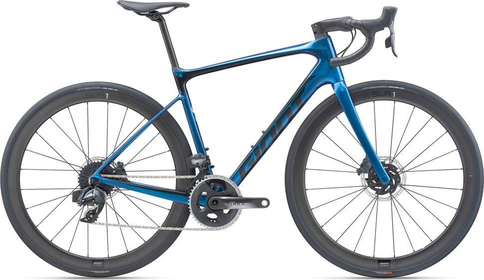 2021 Giant Defy Advanced Pro 1