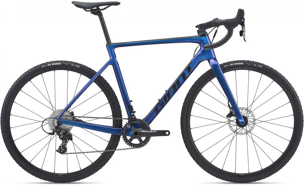 2021 Giant TCX Advanced Pro 2