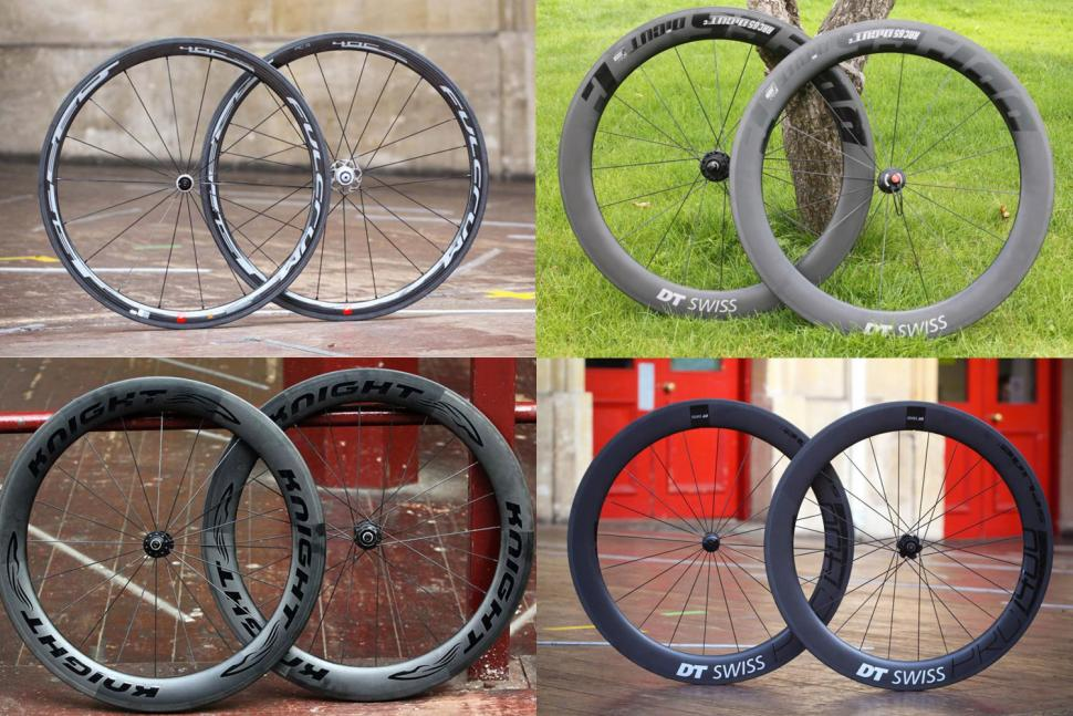 26 of the best road bike wheels August 2018