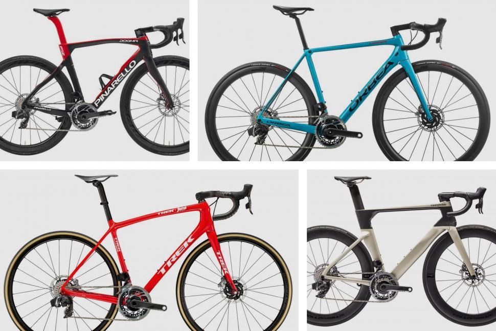 28 of the best SRAM Red eTap AXS bikes Sept 2019
