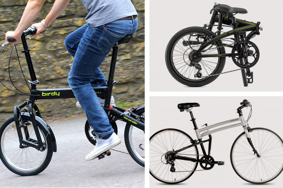 5 of the best folding bikes — machines that shrink when you