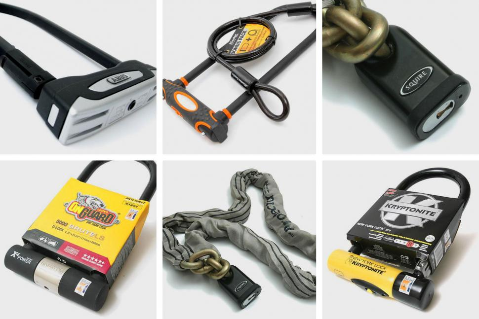 6 of the best bike locks — stop your bike getting stolen