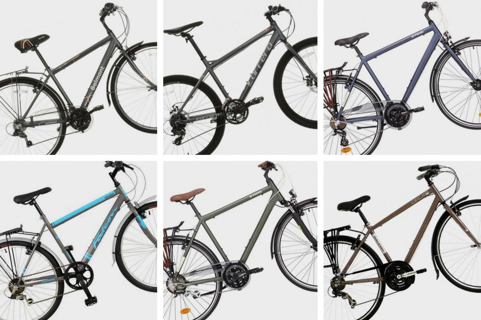 6 of the best cheap hybrids — bikes for daily transport   weekend pootling  from under £200  270446054