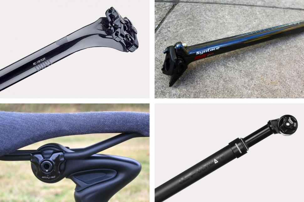 6 of the best comfort-boosting seatposts October 2018