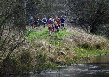 Mud and Mayhem Duathlon, Cani and Trail Race, High Lodge Thetford Forest 2020