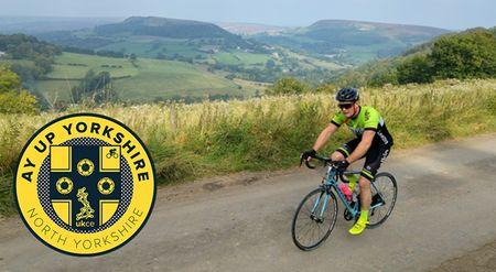 Ay Up Yorkshire Sportive, 100, 82, 52 Miles, Sat 12th Oct
