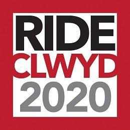 Ride Clwyd 2020 logo