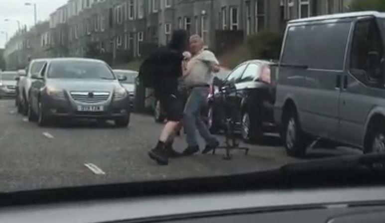 Aberdeen fist-fight dashcam still.JPG