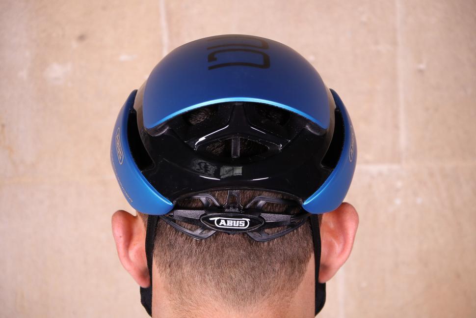 Abus Gamechanger Road Aero Helmet - back.jpg