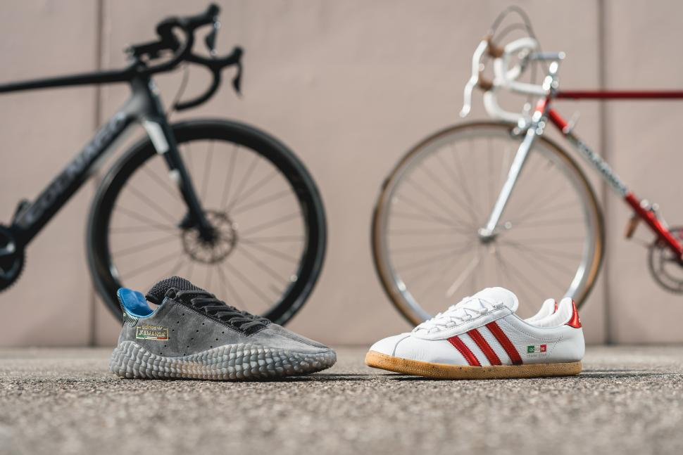 Adidas launch retro-inspired trainers