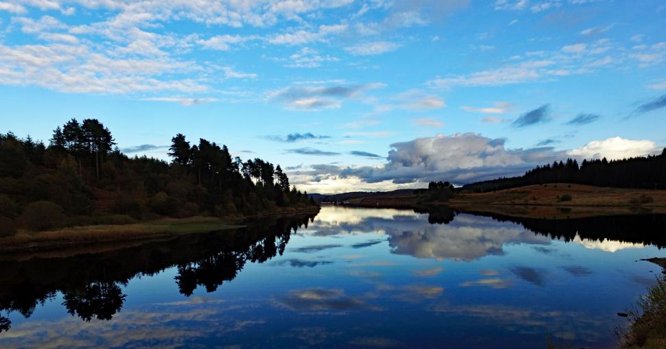 Afternoon reflections on Kielder.jpg