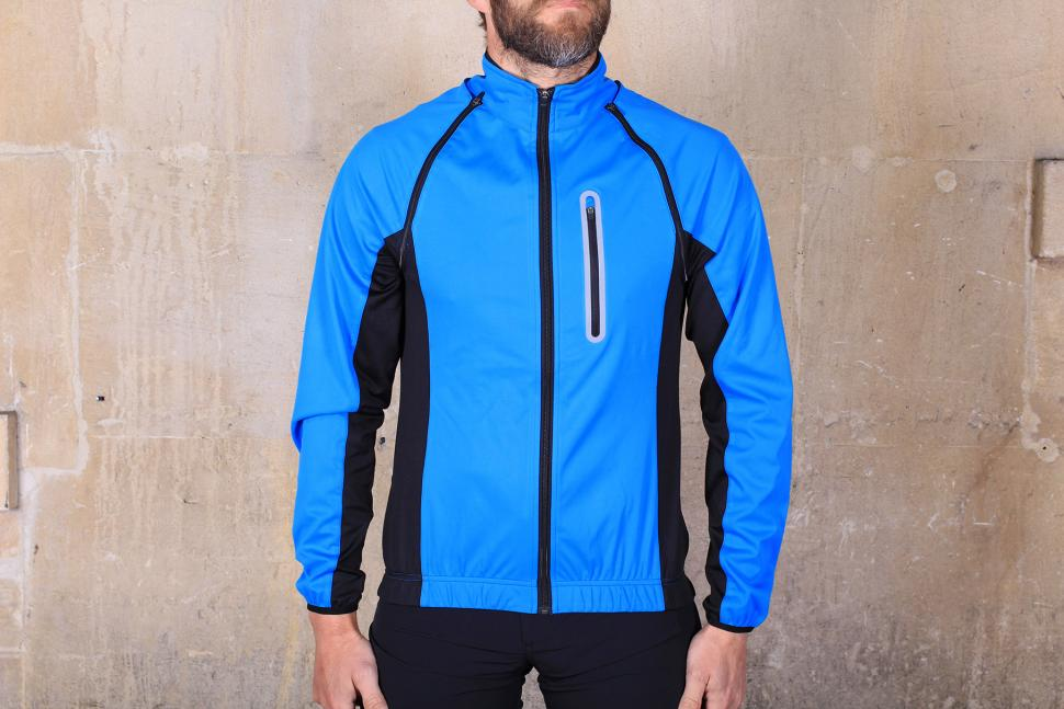 Review  Aldi Men s Softshell Cycling Jacket  a71f27cb1