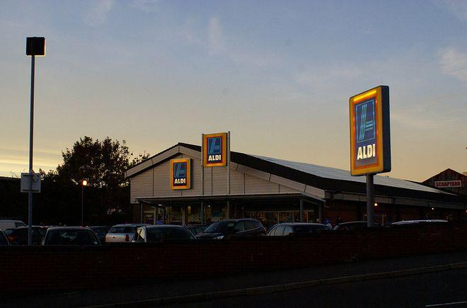 Aldi supermarket in Chorley (picture credit John Dickinson).JPG 6629a9b79