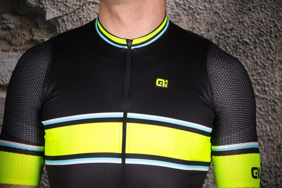 f30a02c3d Ale PRR 2.0 Speed Fondo Short Sleeve Jersey - chest.jpg