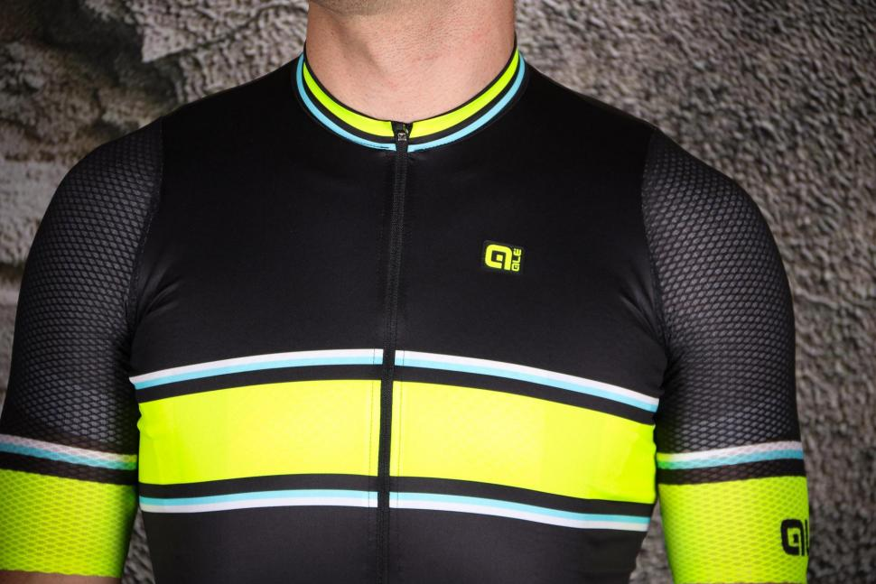 Ale PRR 2.0 Speed Fondo Short Sleeve Jersey - chest.jpg