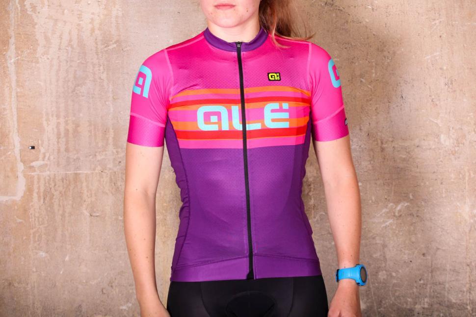 Review  Alé Women s R-EV1 Summer Jersey  a608b276d
