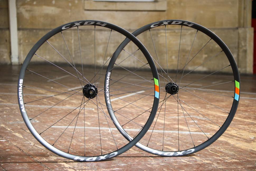 700c Disc Wheelset >> Review Alexrims Cxd4 700c Disc Tl Ready Centrelock Road