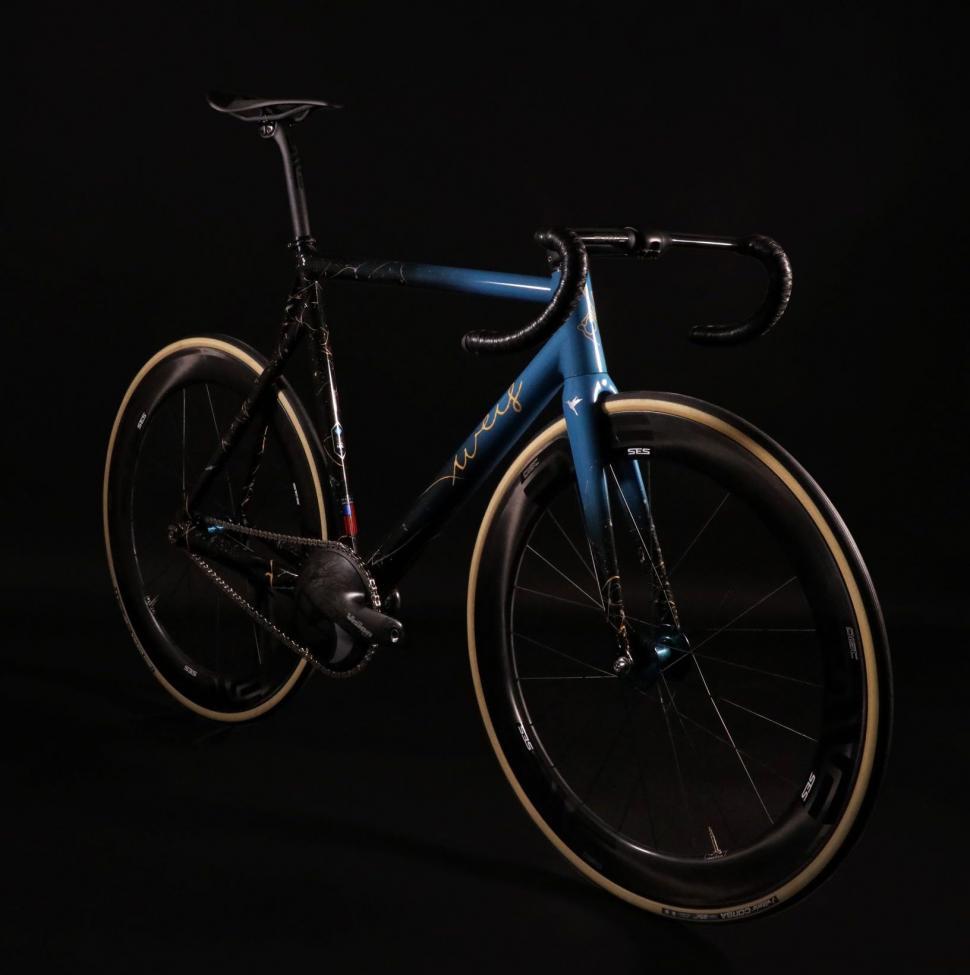 ALLITE Weis Concept Bike 3-4 Front SML