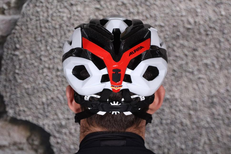 Alpina Road Helmet Valparola RC back.jpg