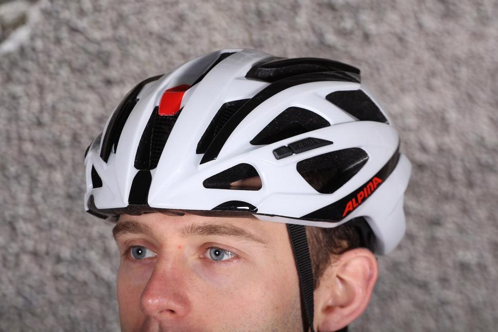 Alpina Road Helmet Valparola RC - front.jpg