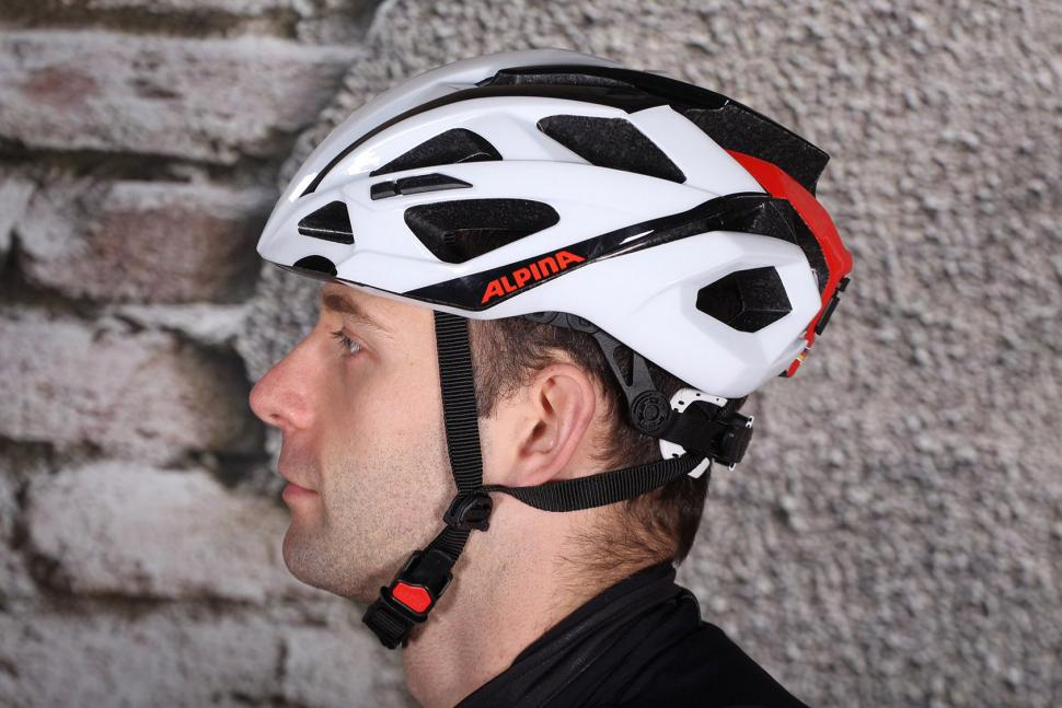 Review Alpina Valparola RC Helmet Roadcc - Alpina helmets