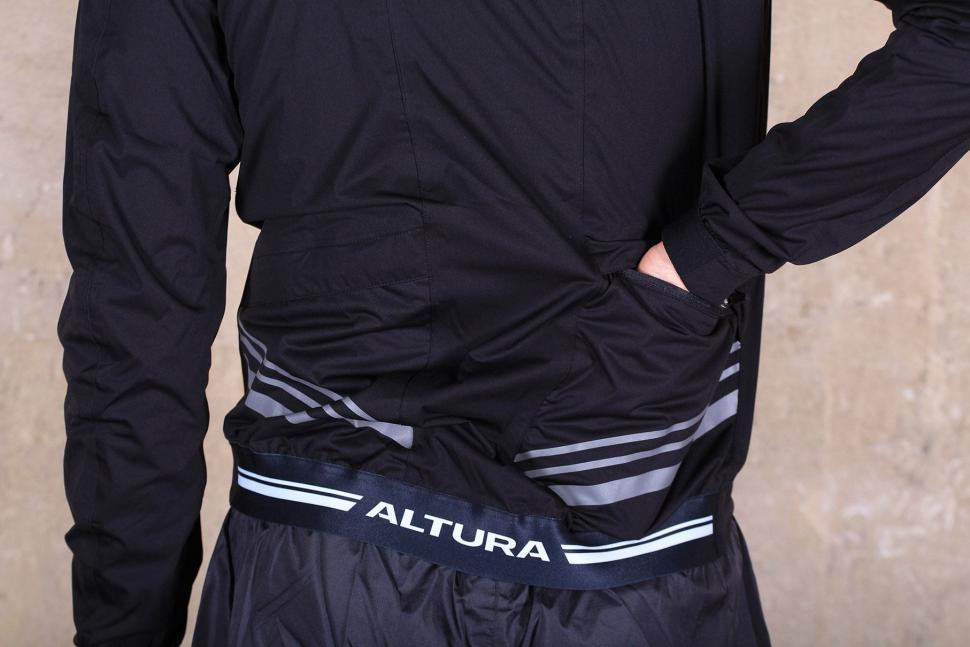 Altura Podium Elite Softshell Jacket - pocket.jpg