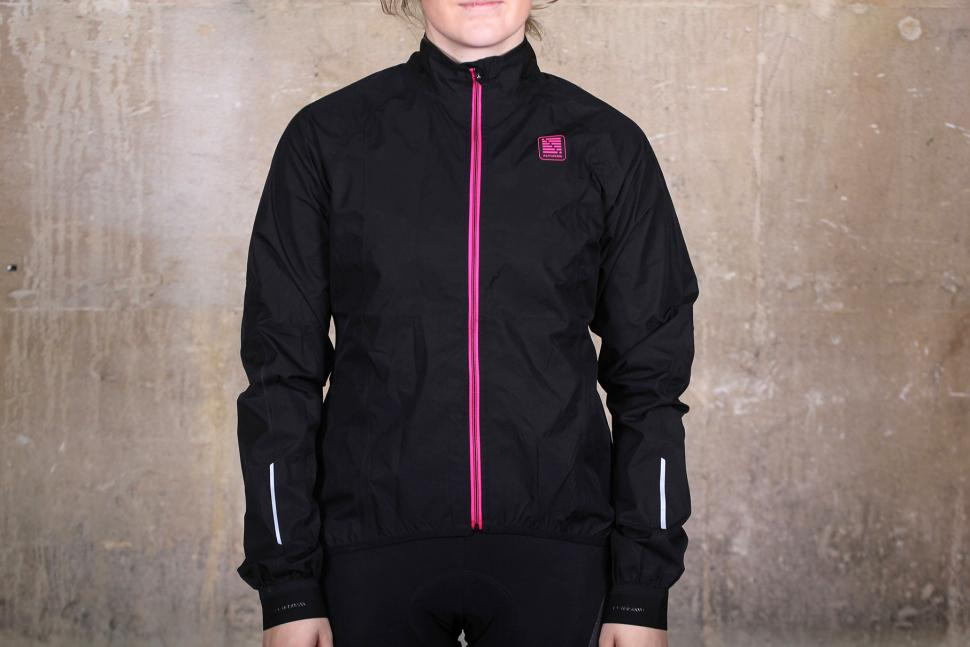 Review Altura Women S Synchro Waterproof Jacket Road Cc