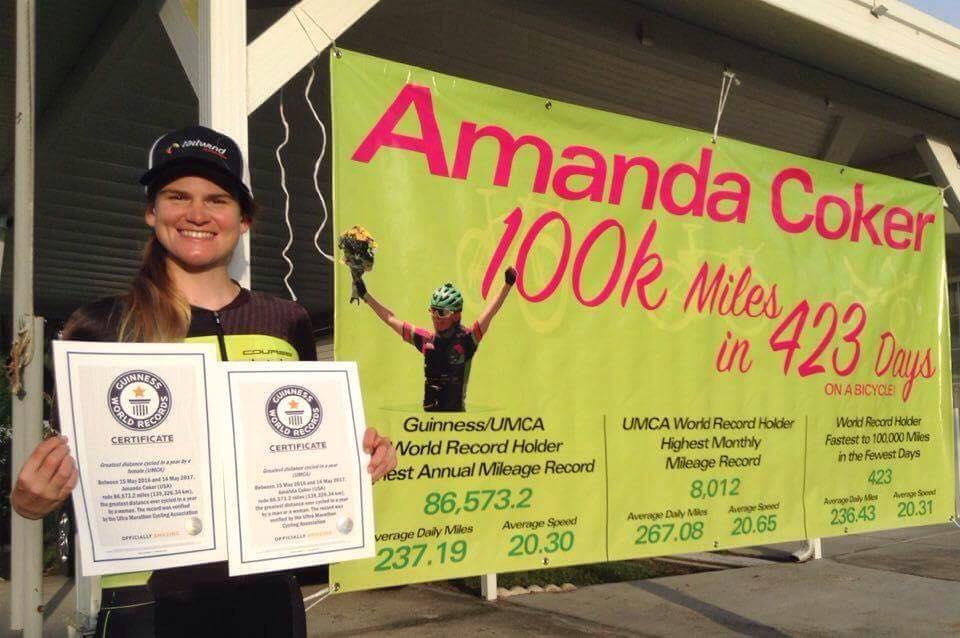 Amanda Coker (https://www.facebook.com/goamandacoker)