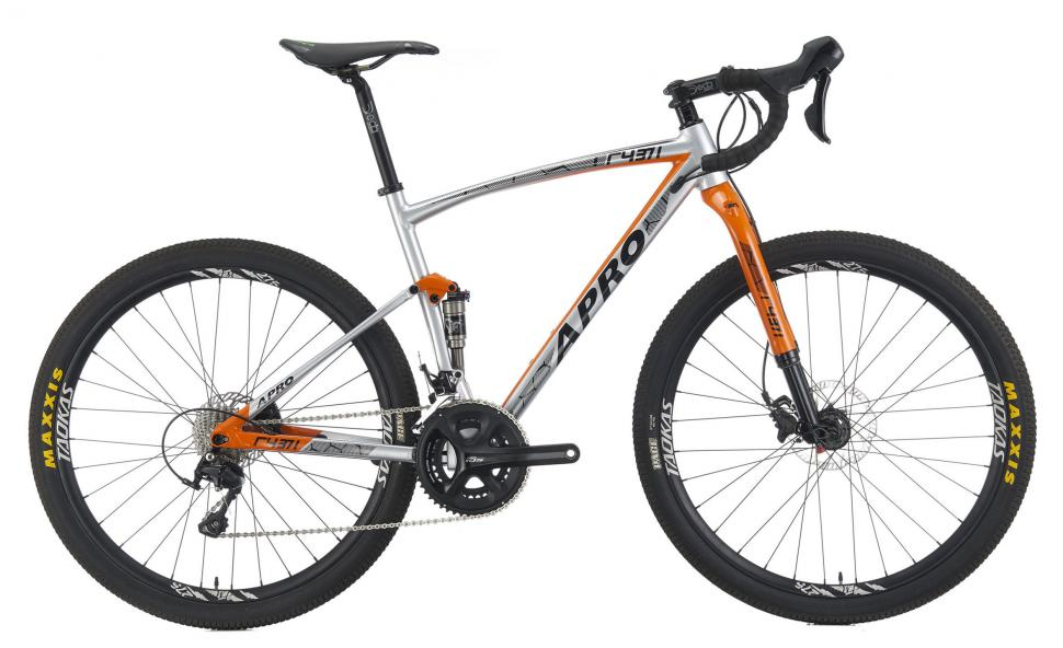 Exclusive First Look Apro Ranger Full Suspension Gravel