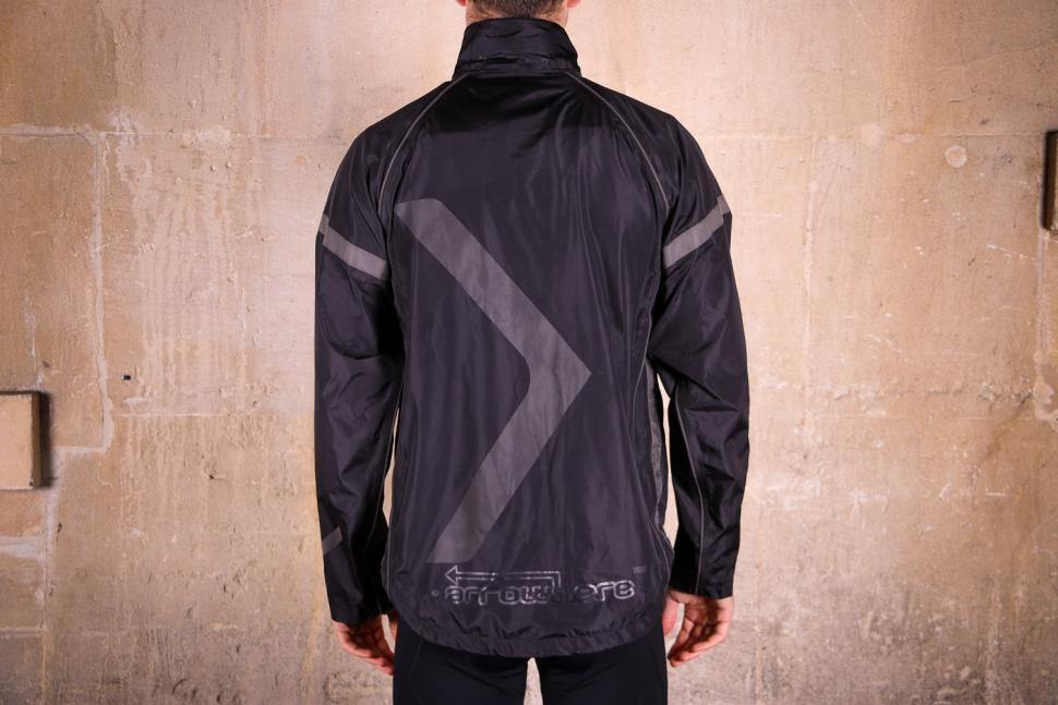 ArroWhere Waterproof Jacket - back.jpg