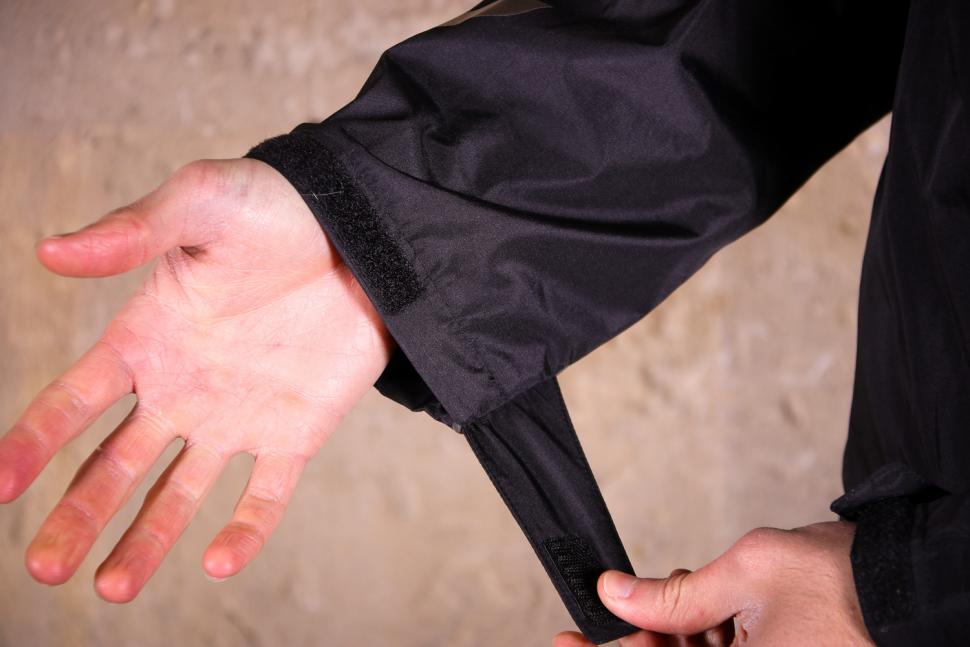 ArroWhere Waterproof Jacket - cuff detail.jpg